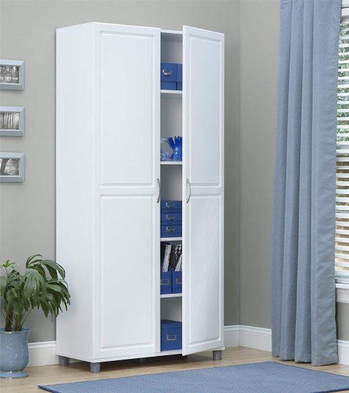 "Ameriwood Kendall 36"" Plastic Storage Cabinets"