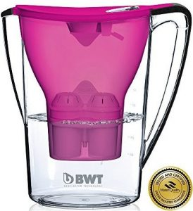BWT Award Winning Austrian Quality Water Filter Pitcher