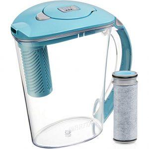 Brita 10 Cup Stream Filter Water Pitcher