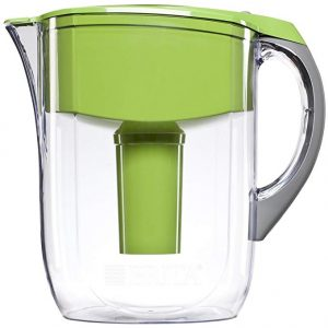 Brita Large Grand Water Pitcher with Filter