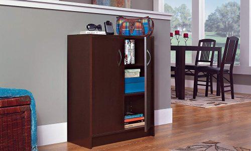 ClosetMaid 8925 2-Door Plastic Storage Cabinets
