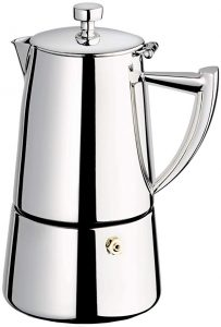 Cuisinox Roma 6-cup stainless steel
