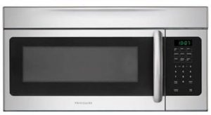 Frigidaire Over-the-Range Microwave Stainless Steel