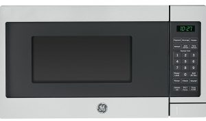 GE Stainless Steel Microwave Oven
