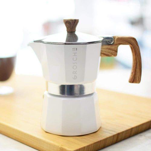 GROSCHE Milano Moka stovetop espresso coffee maker