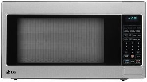 LG Stainless Steel Microwave Oven LCRT2010ST