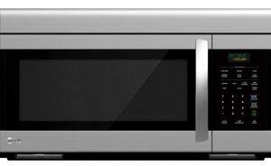 LG Stainless Steel Over-the-Range Microwave LMV1683ST