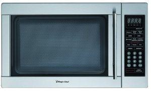 Magic Chef Stainless Steel Microwave Oven MCD1310ST