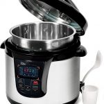 Maximatic EPC-808SS Elite Platinum 8 Quart 14-in-1 multi-use programmable pressure cooker