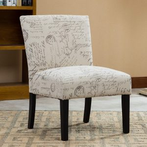 Round hill Furniture Botticelli Accent Chair