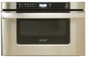 Sharp Stainless steel Microwave Drawer Oven KB-6524PS