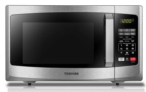 Toshiba Stainless Steel Microwave Oven