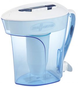 Zero Water Pitcher with Free Water