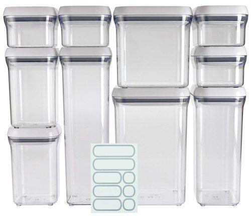 Airtight POP Container Sets