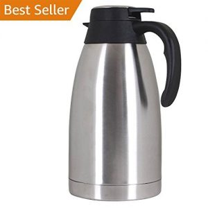 Amazing Camel Thermal Coffee Carafe Stainless Steel
