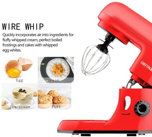 CHEFTRONIC Stand Mixer SM-985, The Best Kitchen Stand Mixer Among All