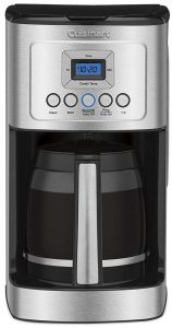 Cuisinart DC-3200 AMZ Programmable Stainless Steel Coffee Carafe and Coffee Maker Combined