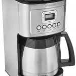 Cuisinart DCC-3400, thermal coffee maker