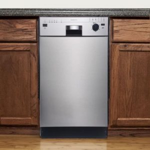 "EdgeStar BID1801SS 18"" Stainless Steel Dishwashers"