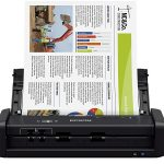Epson, ES-300W, with ADF for PC, Sheet-fed and Duplex Scanning