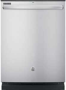 "GE GDT545PSJSS 24"" stainless steel dishwasher"