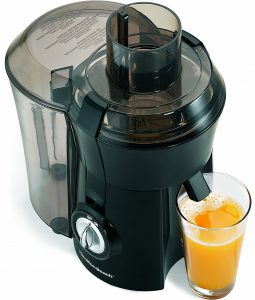 Hamilton Beach Juicer 67601A, 800 Watt, Easy To Clean, BPA Free