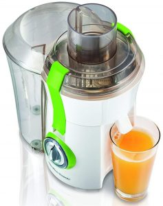 Hamilton Beach Juicer 67602, A Big Mouth Juice Extractor