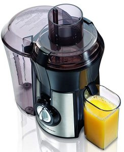 Hamilton Beach Juicer Big Mouth 67608, A Big Mouth Juice Extractor