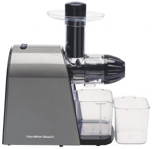 Hamilton Beach 67951 Masticating Juicer and Juice Extractor