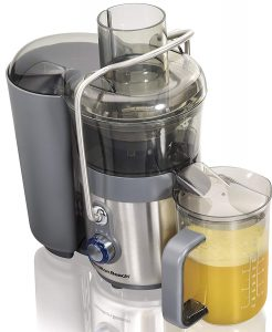 Hamilton Beach Juicer, An Easy Clean 2-Speed Juice Extractor