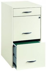 Hirsh Industries Deep 3 File Cabinet- Perfect for office