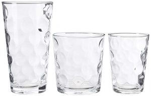 Home essentials Galaxy Glassware 12PC set