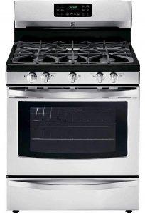 Kenmore 74233, self clean gas range in stainless steel