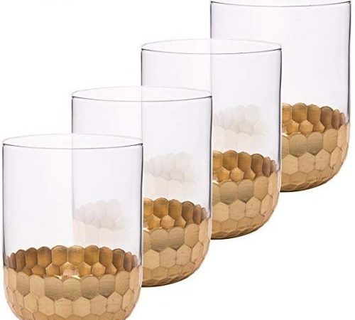 LA JOLIE MUSE drinking glasses tumblers cups