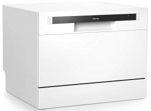 hOmeLabs Compact Countertop Dishwasher