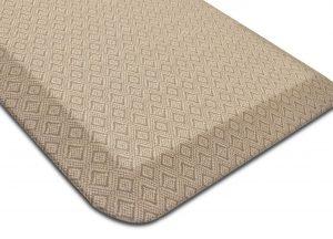 Butterfly anti-fatigue comfort kitchen floor mat