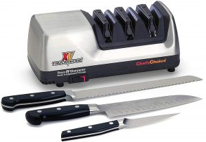 Chef's Choice 15 Trizor XV EdgeSelect professional electric knife sharpener