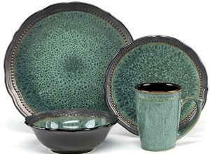 Cuisinart CDST-S4JEG Stoneware Jenna Green collection