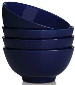 Dowan 20 ounce ceramic soup bowls