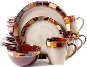 Gibson Casa Estebana dinnerware set