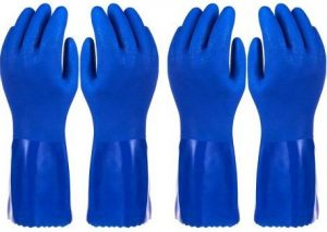 Juvale Dishwashing Gloves