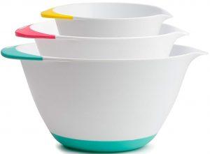 KUKPO Mixing bowls 3-piece set