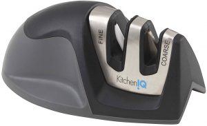 Kitchen IQ50009 Edge Grip 2 Stage Knife Sharpener