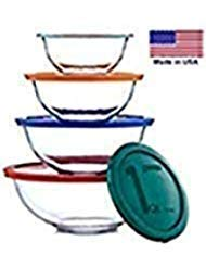 Pyrex Smart Essentials Mixing Bowl Set