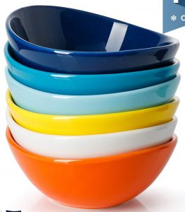 Sweese 1107 porcelain bowls