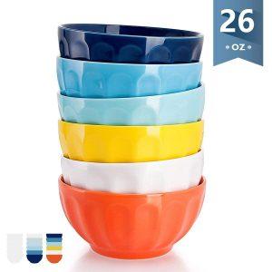 Sweese 1109 Porcelain fluted bowl set