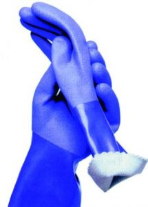 True Blues Small Blue Ultimate Household Gloves