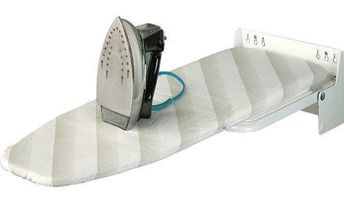 Wall-Mounted Ironing Board by Hafele America