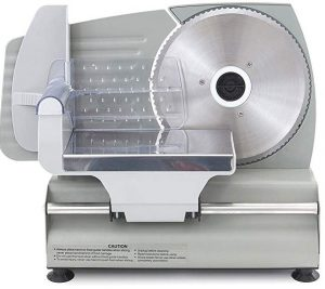 ARKSEN Premium electric meat slicer