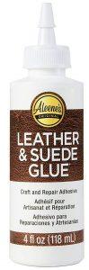 Aleene's 15594 Leather & Suede Glue 4oz